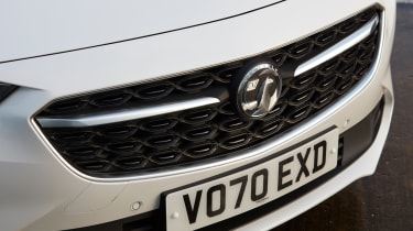 2021 Vauxhall Insignia - front grille