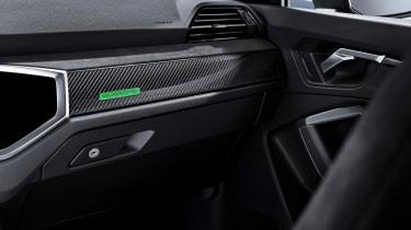 Audi RS Q3 Sportback dashboard