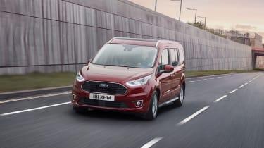 Ford Tourneo Connect MPV driving