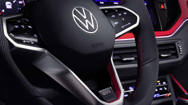 2021 Volkswagen Polo GTI - steering wheel