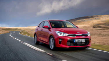 There are four engines to choose from, including a 1.0, 1.25 or 1.4-litre petrol and a 1.4-litre diesel