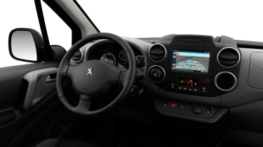 Electric models will feature cruise control and a reversing camera