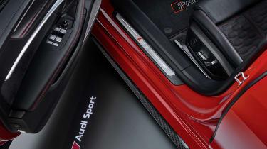 Audi RS7 puddle light