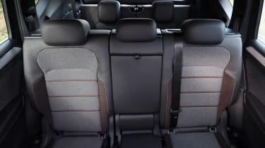 SEAT Tarraco SUV rear seats
