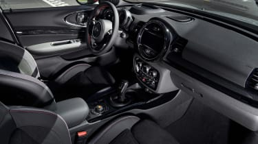 MINI John Cooper Works Clubman - dashboard