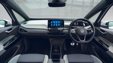 2021 Volkswagen ID.3 Tour pro - interior