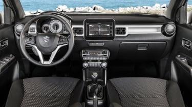 2020 Suzuki Ignis SUV interior
