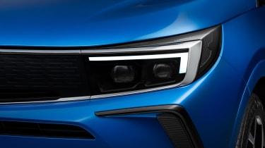 2021 Vauxhall Grandland SUV.
