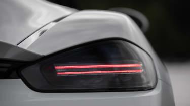 Porsche 718 Boxster Spyder tail-light
