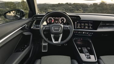Audi A3 35 TFSI Sportback - interior