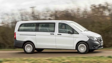 Best eight seater -  Vito