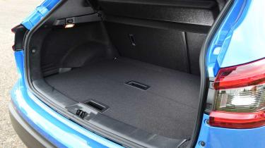Nissan Qashqai - boot space
