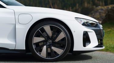 Audi e-tron GT saloon alloy wheels