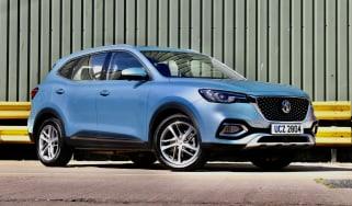 2020 MG HS plug-in hybrid