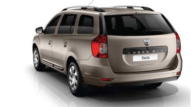 Dacia Logan MCV revealed