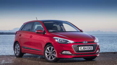 It has plenty of rivals like the Ford Fiesta, Vauxhall Corsa and Volkswagen Polo, along with the Peugeot 208 and Kia Rio
