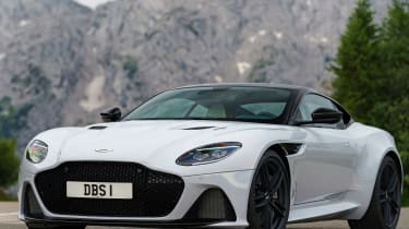 Aston Martin DBS Superleggera FTQ