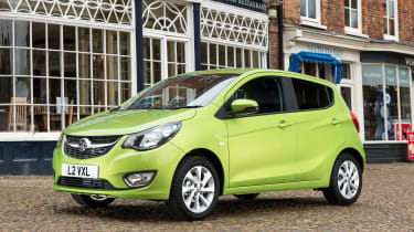 The Viva's name revives memories of an older model from the 1960s