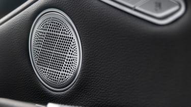 Genesis G80 saloon speaker grille
