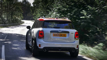 MINI John Cooper Works Countryman - rear view