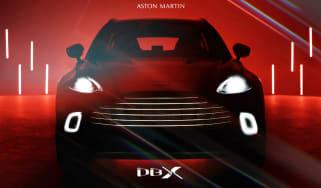 2020 Aston Martin DBX reveal date