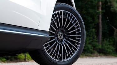 Mercedes EQC SUV alloy wheels