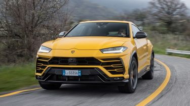 The Urus shares its underpinnings with the Porsche Cayenne Turbo and Audi SQ7. However...