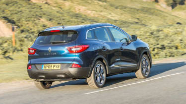 Engines range from a 1.2-litre petrol to a 1.6-litre diesel, and two- and four-wheel drive and manual and automatic models ar