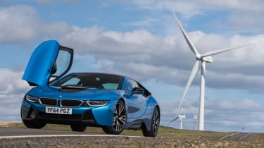 BMW i8 - static view