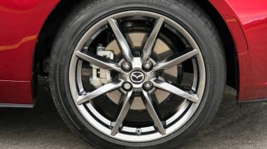 Mazda MX-5 Roadster alloy wheels
