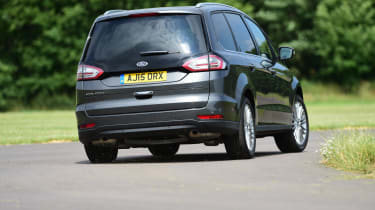 The 148bhp 2.0-litre TDCi diesel engine is the best seller and does 0-62mph in 10.9 seconds