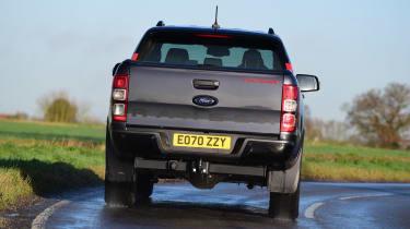 Ford Ranger Thunder - rear view