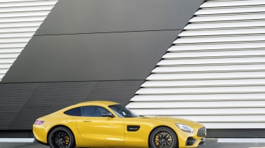 No official word on pricing yet, but it's likely the Mercedes-AMG GT C will start at around £125,000