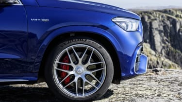 Mercedes-AMG GLE 63 S - front detail