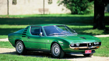 Named after the Canadian EXPO at which it was displayed as a show car, the Montreal was very influential in its style