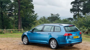 We prefer the more powerful 1.4-litre TSI petrol engine to the entry-level 1.2-litre, which is a bit gutless