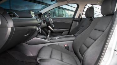 Mazda6 Tourer front seats
