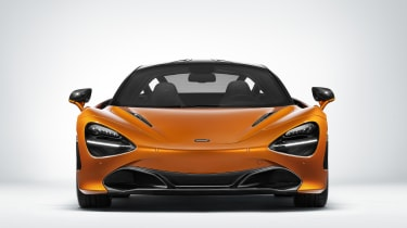 The second-generation of McLaren Sports Series is called 720S
