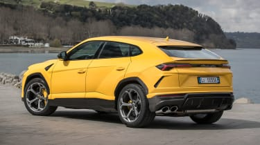 Still, the Urus is the closest yet to a Super-SUV, which is exactly what Lamborghini promised.