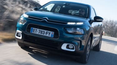 The facelift provided a slightly more aggressive front end with tweaked headlights and more personalisation options