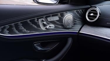 Mercedes E-Class hybrid door panel