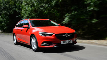 The Insignia is sold under several brand names, on several continents