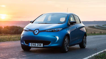 The Renault ZOE is an affordable EV (electric vehicle) and you can lease the car's batteries