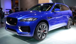 It blends knowhow from sister brand Land Rover with the style and sporty drive for which Jaguar is famous