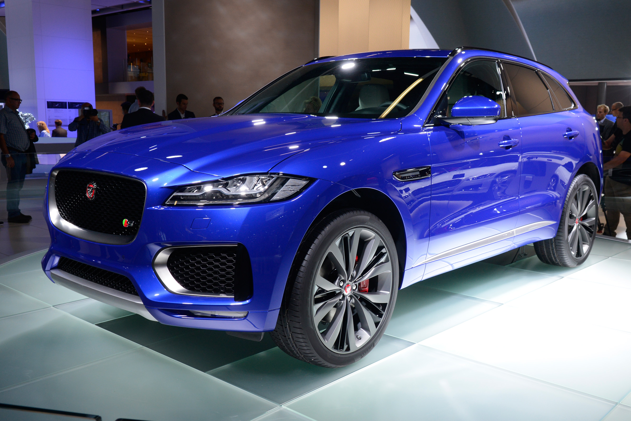 2016 Jaguar F-Pace SUV: prices, specs & release date | Carbuyer