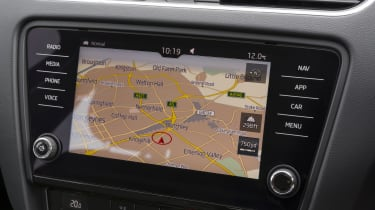 All models feature a touchscreen infotainment system with DAB radio Bluetooth mobile phone connection