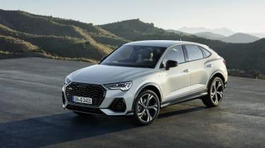 2019 Audi Q3 Sportback - front 3/4 static