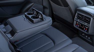 Audi Q7 SUV rear seats