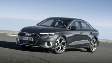 2020 Audi A3 Saloon - front 3/4 static