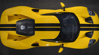 The bodywork has been designed with maximum aerodynamic downforce in mind